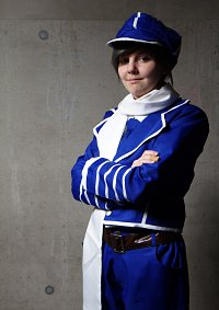 Cosplay-Cover: Gauche Suede