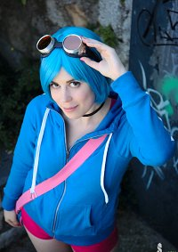 Cosplay-Cover: Ramona Flowers {Game Version}