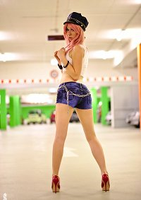 Cosplay-Cover: Poison