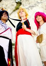 Cosplay-Cover: Alibaba