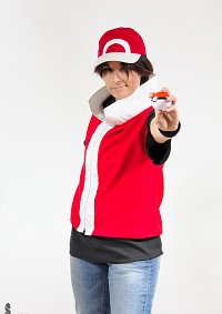 Cosplay-Cover: Pokémon Trainer/Red
