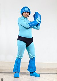 Cosplay-Cover: Megaman (Bühnencosplay)