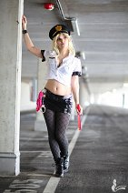 Cosplay-Cover: Anarchy Panty (Zombie Police)