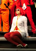 Cosplay-Cover: Team Flare Vorstand