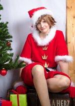 Cosplay-Cover: Sora (Christmas/Final Mix)