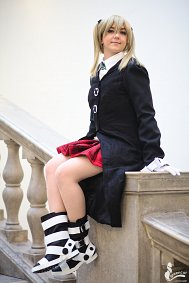 Cosplay-Cover: Maka Albarn [Bühnencosplay 2015]