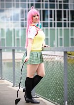 Cosplay-Cover: Lala (Schuluniform)