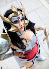 Cosplay-Cover: Wonder Woman [Flashpoint Paradox]