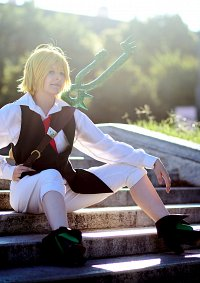 Cosplay-Cover: Meliodas [Sin of Wrath]