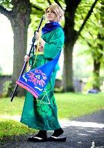 Cosplay-Cover: Link   Hyrule Warriors Kimono
