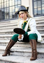 Cosplay-Cover: Hungary (austrian succession war)