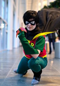 Cosplay-Cover: Robin [Dick Grayson]
