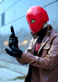 Cosplay-Cover: Red Hood