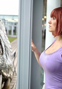 Cosplay-Cover: Claire Dearing {Jurassic World}
