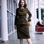 Cosplay: Peggy Carter