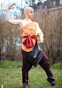 Cosplay-Cover: Aang [Bühnencosplay 2016]