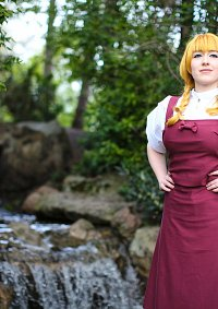 Cosplay-Cover: Rosette Christopher (young)