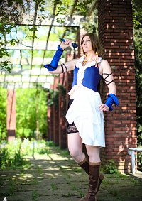 Cosplay-Cover: Lenne (Final Fantasy X-2)
