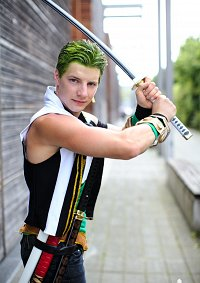 Cosplay-Cover: Zoro (Unlimited Adventure)