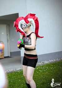 Cosplay-Cover: Octoling