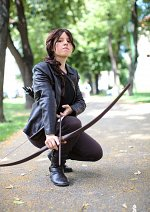 Cosplay-Cover: Katniss Everdeen