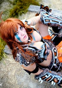 Cosplay-Cover: Barbarian