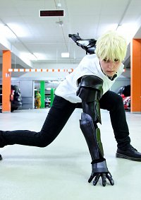 Cosplay-Cover: Genos