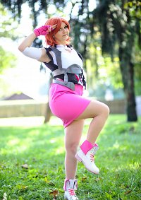 Cosplay-Cover: Nora Valkyrie