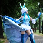 Cosplay: Glaceon Wizard