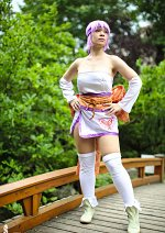 Cosplay-Cover: Ayane (White version)