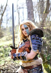 Cosplay-Cover: Mjoll
