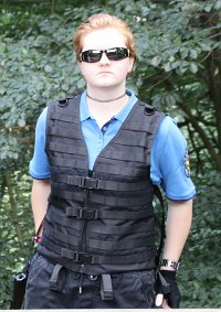Cosplay-Cover: Albert Wesker S.T.A.R.S