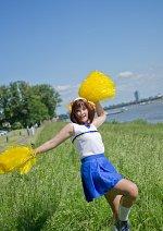 Cosplay-Cover: Haruhi Suzumiya [Cheerleader]