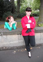 Cosplay-Cover: Ranma Male