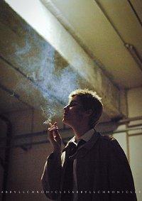 Cosplay-Cover: John Constantine