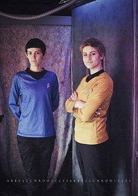 Cosplay-Cover: James Tiberius Kirk