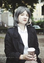Cosplay-Cover: Grace Lestrade (Female Greg Lestrade)