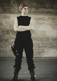 Cosplay-Cover: Clint Barton [Age of Ultron - Agent Mode]