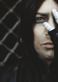 Cosplay-Cover: James B. Barnes [The Winter Soldier]