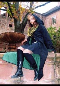 Cosplay-Cover: Slytherin Schülerin