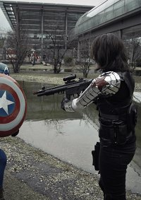 Cosplay-Cover: Winter soldier