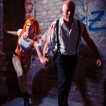 Cosplay: Leeloo (The 5th Element)