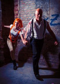 Cosplay-Cover: Leeloo (The 5th Element)
