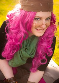 Cosplay-Cover: Pinkie Pie [Piraten Version]