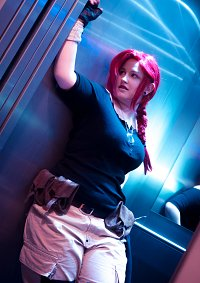 Cosplay-Cover: Protagonist