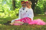Cosplay-Cover: Doflamingo Donquixote (Dressrosa)