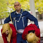 Cosplay: Alex Louis Armstrong