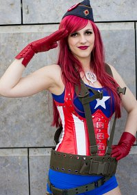 Cosplay-Cover: Miss America