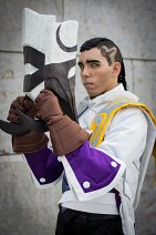 Cosplay-Cover: Lucian