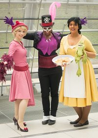Cosplay-Cover: Dr. Facilier (The Princess and the Frog)